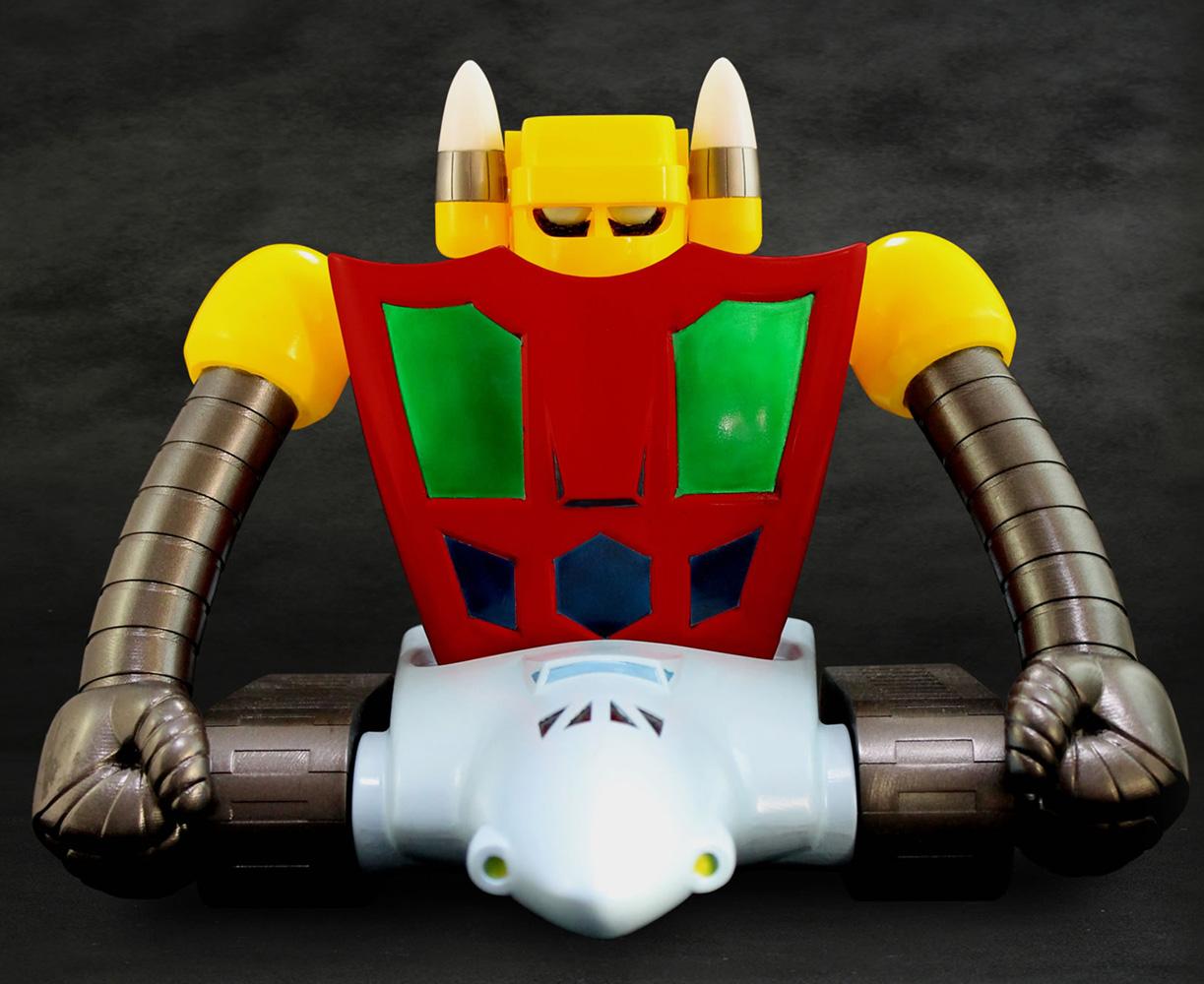 GSBM Getter 3 Soft Vinyl Figure  - Evolution Toys