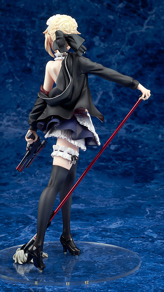Fate Grand Order Rider PVC Figure: Altria Pendragon  (1/7 scale) - Alter