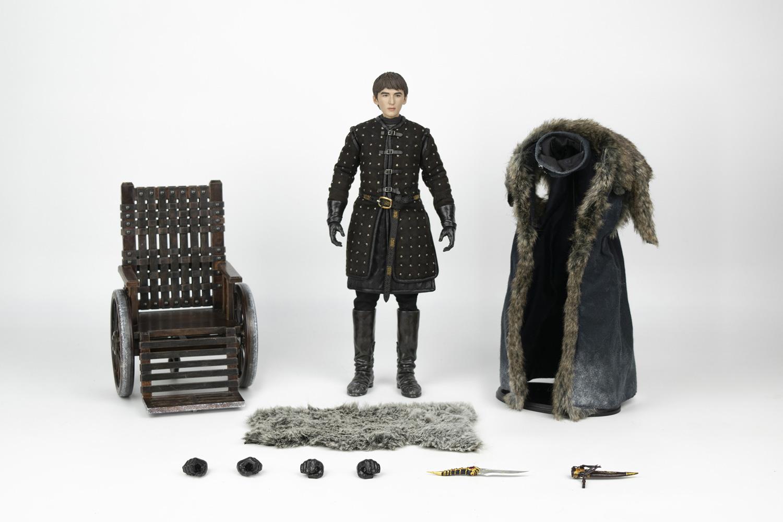 Game of Thrones Figure: Bran Stark  (Regular Edition) (1/6 Scale) - Three A Trading Company Ltd