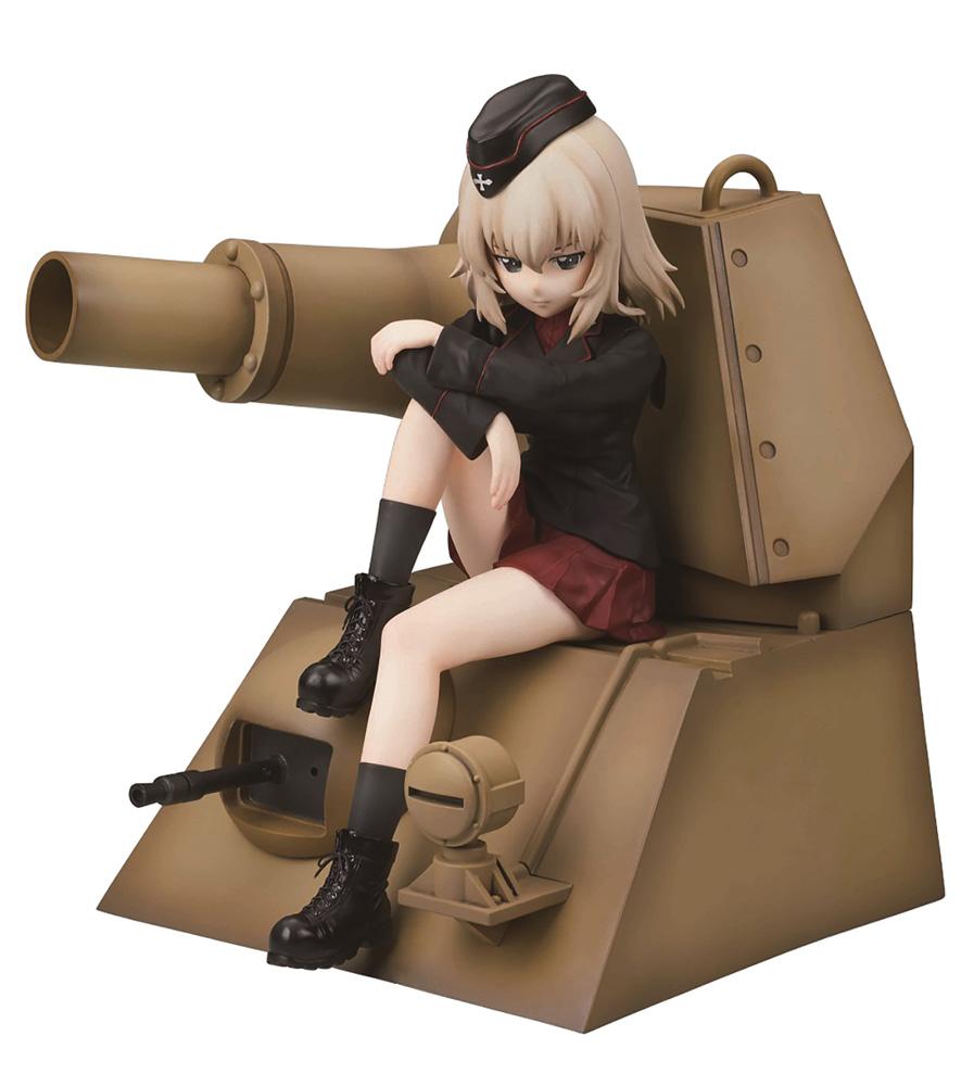 Girls Und Panzer Das Finale PVC Figure: Erika Itsumi  - Medicos
