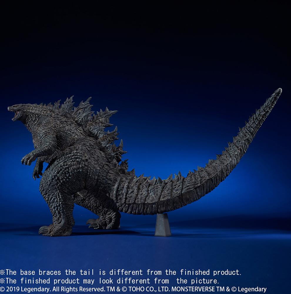 Godzilla 2019 Gigantic Series PVC Figure: Godzilla  (18.5-inch) - X Plus