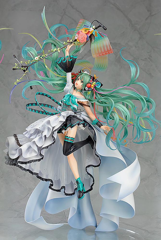Character Vocal Series 01 Hatsune Miku PVC Figure  (Memorial version) (1/7 scale) - Good Smile Company