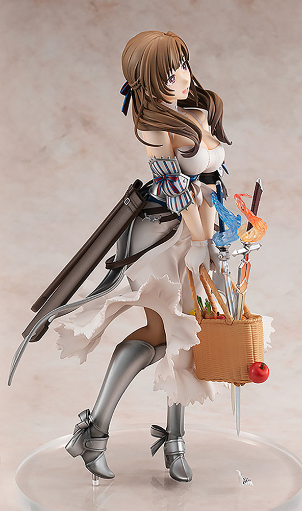 Do You Love Your Mom & Her Two-Hit Mamako PVC Figure: Osuki  (1/7 scale) - Kadokawa Ascii