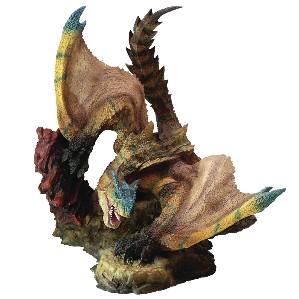 Image: Monster Hunter CFB Tigrex Model  (Resell version) - Capcom