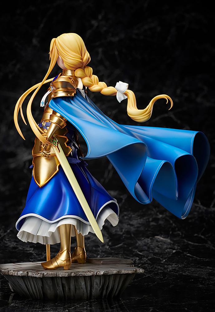 Sword Art Online PVC Figure: Alicization Olive Sword Alice  (1/8 scale) - Genco