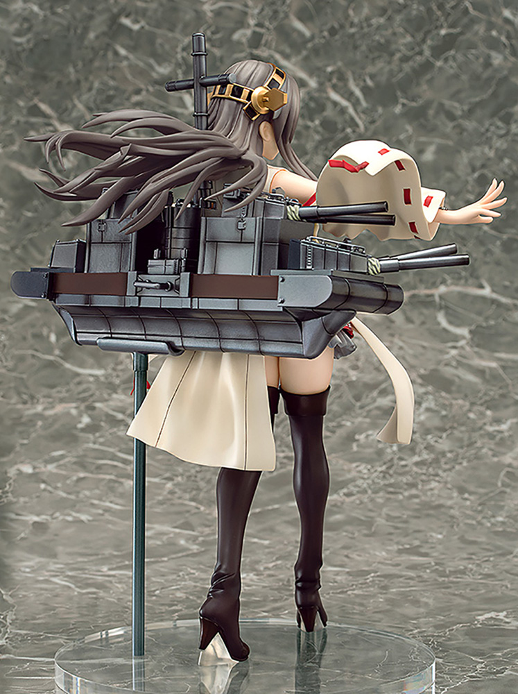 Kantai Kancolle Collection PVC Figure: Haruna  (1/7 scale) - Phat