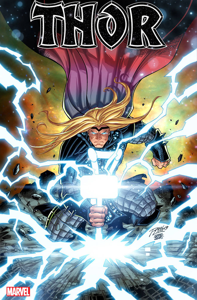 Image: Thor #1 (variant cover - Ron Lim) - Marvel Comics