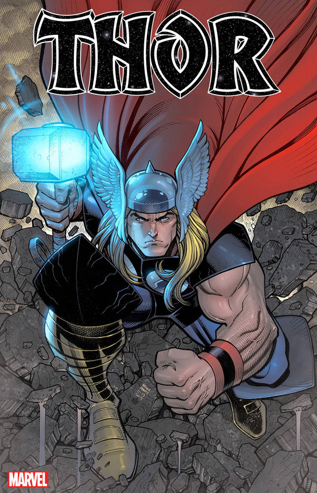 Image: Thor #1 (variant cover - Arthur Adams) - Marvel Comics