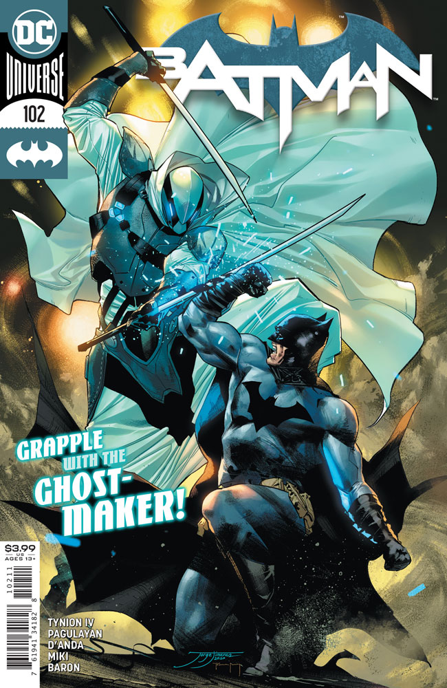 Image: Batman #102  [2020] - DC Comics