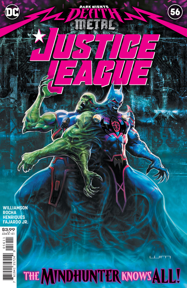 Image: Justice League #56  [2020] - DC Comics