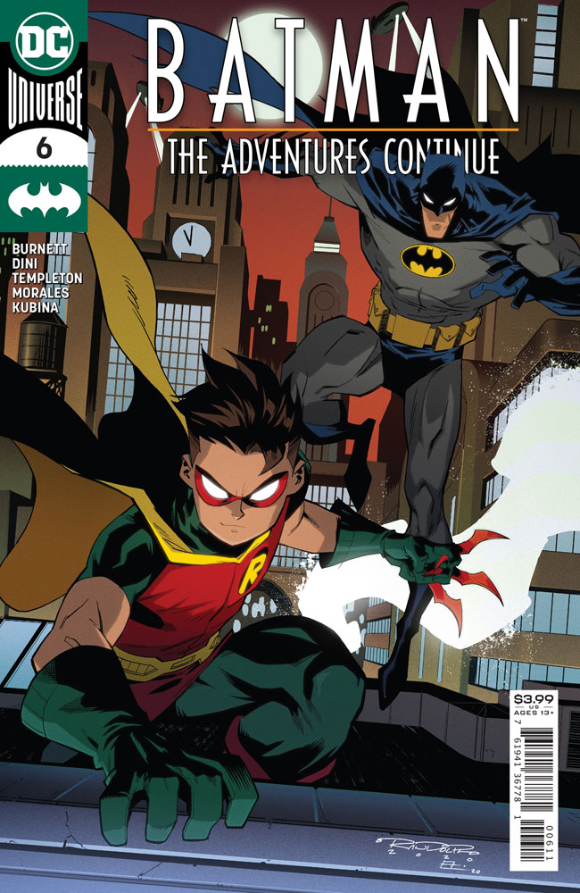 Image: Batman: The Adventures Continue #6  [2020] - DC Comics