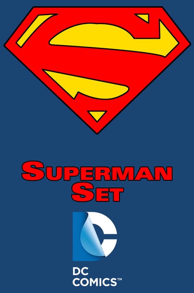 Image: Superman Set  (5) [MAR19] - DC Comics