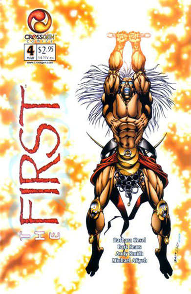 Image: First #4 - Crossgen Entertainment