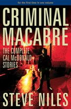 Image: Criminal Macabre: The Complete Cal McDonald Stories SC  - Dark Horse