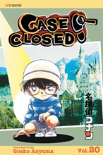 Image: Case Closed! Vol. 20 SC  - Viz Media LLC