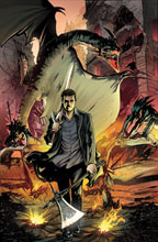 Image: Angel: After the Fall #2 - IDW Publishing