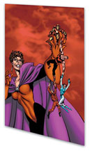 Image: Avengers West Coast: Darker Than Scarlet SC  - Marvel Comics