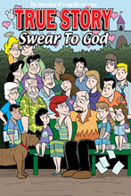 Image: True Story, Swear to God Archives Vol. 01 SC  - Image Comics