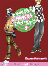 Image: Camera Camera Camera Vol. 02 GN  - Digital Manga Distribution