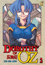Image: Dorothy of Oz Vol. 02 SC  - Udon Entertainment Corp