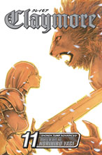 Image: Claymore Vol. 11 SC  - Viz Media LLC