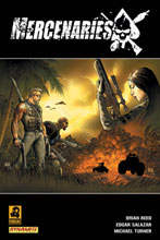 Image: Mercenaries Vol. 01 SC  - D. E./Dynamite Entertainment