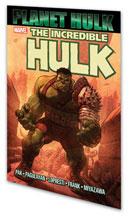 Image: Hulk: Planet Hulk SC  - Marvel Comics