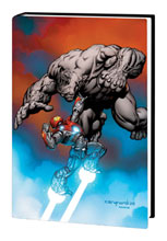 Image: Ultimate Hulk vs. Iron Man: Ultimate Human HC  - Marvel Comics
