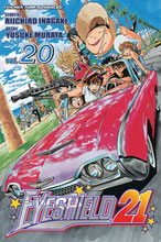 Image: Eyeshield 21 Vol. 20 SC  - Viz Media LLC