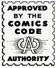 Image: Comic Book Authority T-Shirt  (White-M) -