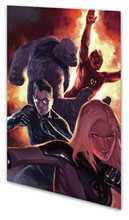 Image: Ultimate Fantastic Four Vol. 10: Ghosts SC  - Marvel Comics