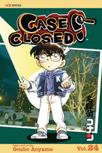 Image: Case Closed! Vol. 24 SC  - Viz Media LLC