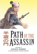 Image: Path of the Assassin Vol. 13: Hateful Burden SC  - Dark Horse