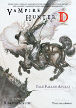 Image: Vampire Hunter D Vol. 11: Pale Fallen Angel Parts 1 & 2 SC  - Dark Horse