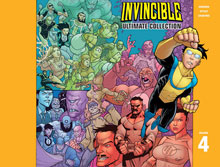 Image: Invincible Ultimate Collection Vol. 04 HC  - Image Comics