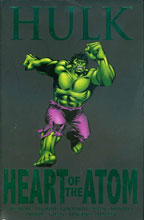 Image: Hulk: Heart of the Atom HC  - Marvel Comics