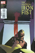Image: Immortal Iron Fist #18 - Marvel Comics