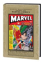 Image: Marvel Masterworks: Golden Age Marvel Comics Vol. 03 HC  - Marvel Comics