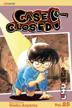 Image: Case Closed Vol. 25 SC  - Viz Media