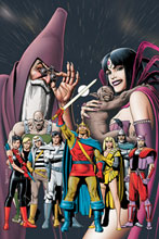 Image: Camelot 3000 - The Deluxe Edition HC  - DC Comics