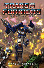 Image: Transformers: Best of the UK - Space Pirates SC  - IDW Publishing