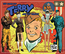Image: Complete Terry & the Pirates Vol. 05: 1943-1944 HC  - IDW Publishing