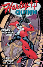Image: Harley Quinn: Preludes and Knock-Knock Jokes SC  - DC Comics