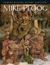 Image: Modern Masters Vol. 19: Mike Ploog  (signed sc) - Twomorrows Publishing