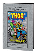 Image: Marvel Masterworks: Mighty Thor Vol. 08 HC  - Marvel Comics