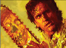 Image: Army of Darkness Vol. 07: Long Road Home SC  - D. E./Dynamite Entertainment