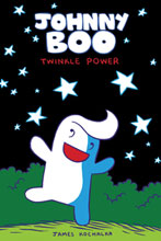 Image: Johnny Boo: Twinkle Power HC  - Top Shelf Productions