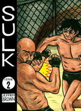 Image: Sulk Vol. 02: Deadly Awesome GN  - Top Shelf Productions