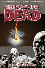 Image: Walking Dead Vol. 09: Here We Remain SC  - Image Comics