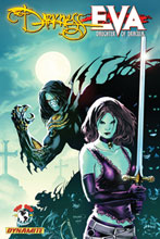 Image: Darkness vs. Eva: Daughter of Dracula SC  - D. E./Dynamite Entertainment